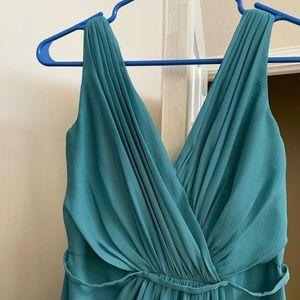 Bridesmaid dress - color Teal